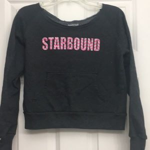 3/$20 Girl's Cropped Sweater